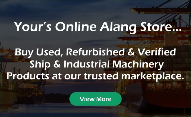 Alangstore.com - buy used marine and industrial machinery
