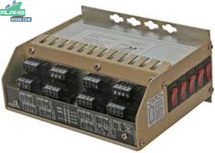 KONGSBERG 8100334 Processing Unit Power Switch Over unit ENGINE CONTROL AND ALARM SYSTEM