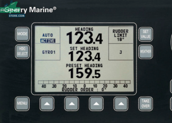Sperry Marine NAVIPILOT 4000  AUTOPILOT