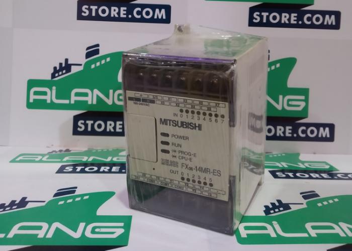 MITSUBISHI  FXOS-14MR-ES MELSEC PLC