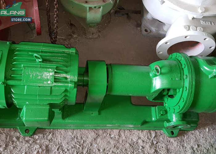 Shinko  SHQ 50M  Centrifugal Pumps