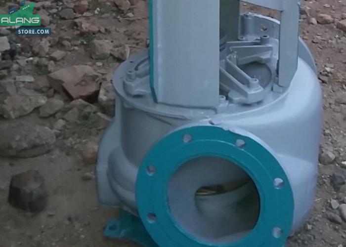 Kvaerner CGD - 200 v48  Centrifugal Pumps