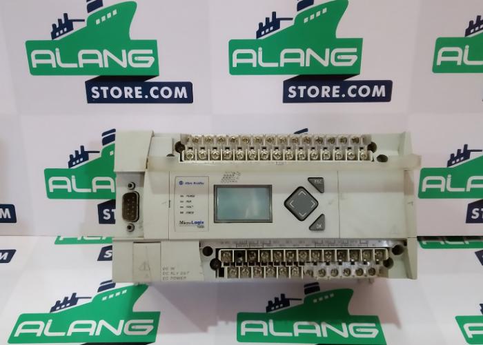 ALLEN-BRADLEY  1766-L32 BXB  SER-B FW-14   MICROLOGIX 1400 PLC
