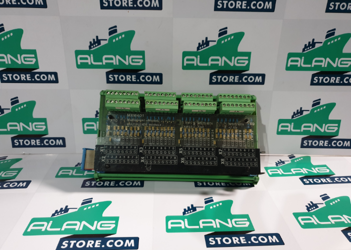 STN ATLAS ELECTRONIC SAM 401 LYNGSOE MARINE DUAL SYSTEM BUS MODULE