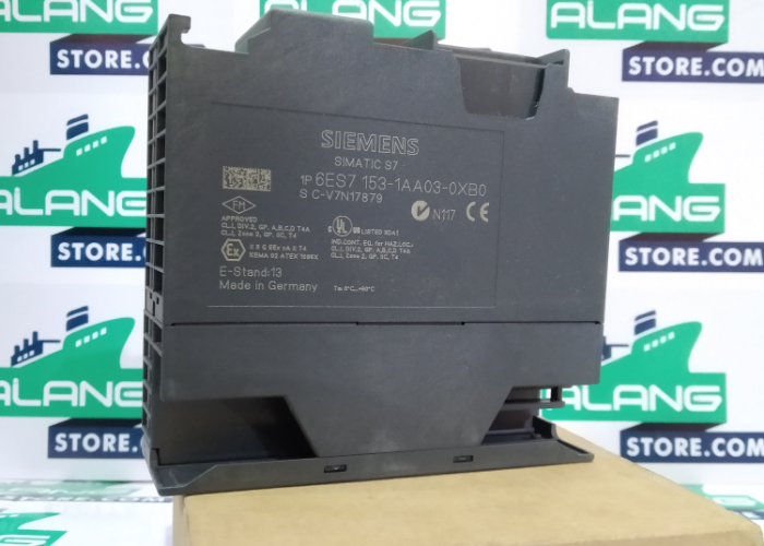 SIEMENS  6ES7 153-1AA03-0XB0 SIMATIC S7 INTERFACE  MODULE