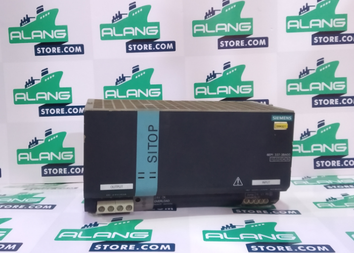 SIEMENS  6EP1 1337-3BA00 SITOP MODULER 400-500 V POWER SUPPLY