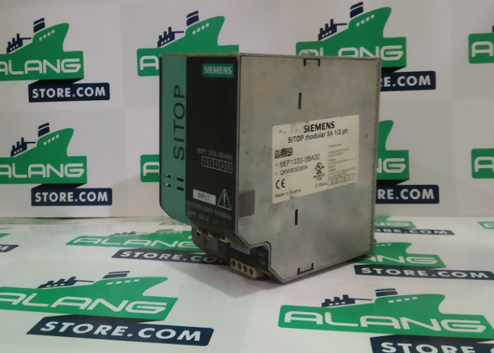 SIEMENS  6EP1 333-3BA00 SITOP MODULER 24V-40A POWER SUPPLY