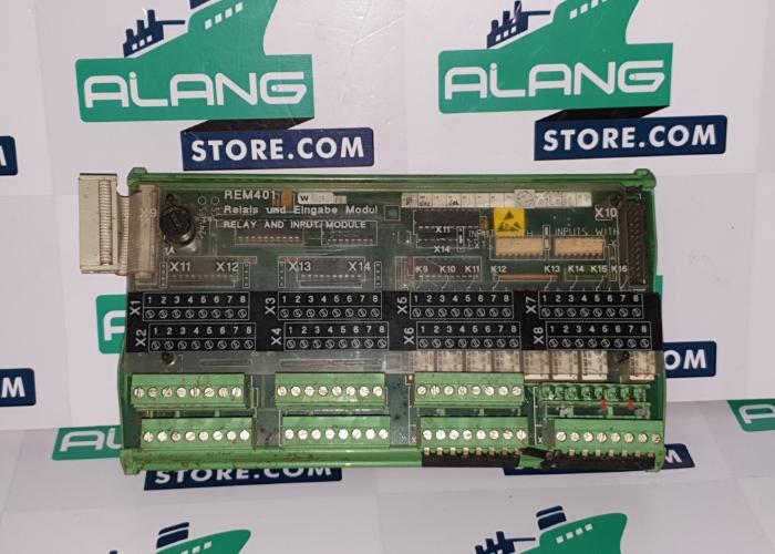 STN ATLAS ELECTRONIC RM 401 LYNGSOE MARINE REGLER MODULE