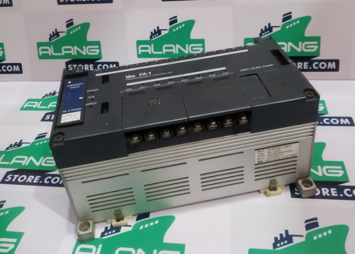 IDEC  PLC PFA-1C24R   7730-T PROGRAMMABEL  CONTROOLER