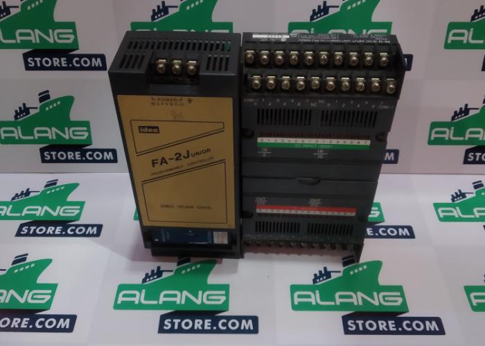 IDEC  PLC PF2J-CPU1 DCEU PLC Processor + memory FA-2J UNIT CPU