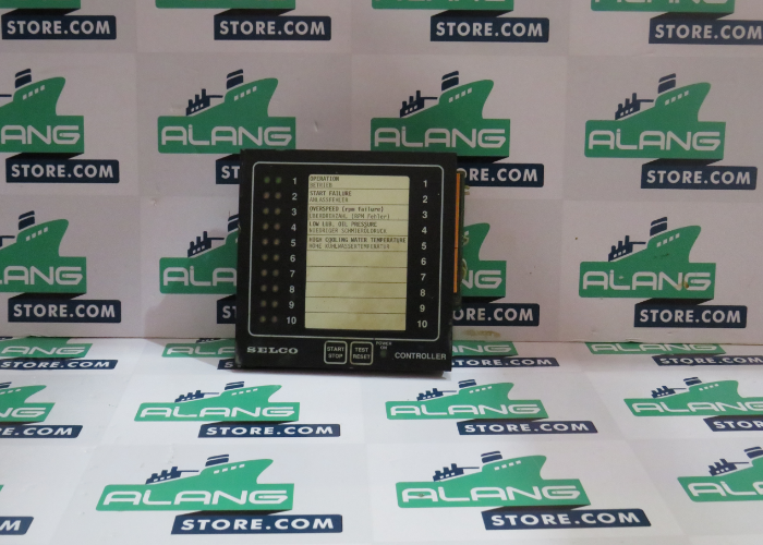 SELCO M2000-29-10 ENGINE CONTROLLER