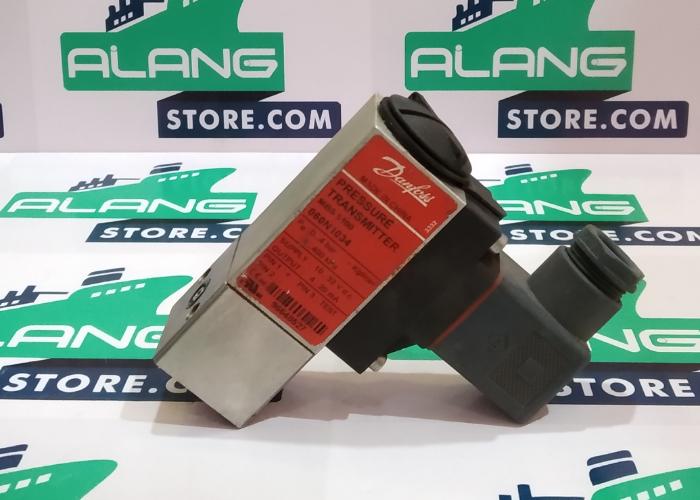 DANFUSS PRESSURE CONTROL 060N1034 MBS  5100  (O-4BAR) PRESSURE TRANSMITTER