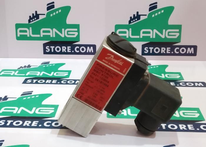 DANFUSS PRESSURE CONTROL 061B1004 MBC 5100 (0-4 Bar) PRESSURE TRANSMITTER