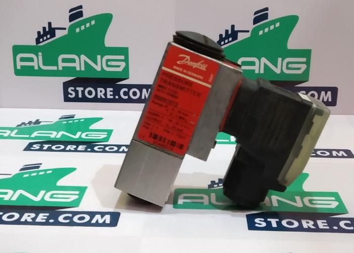 DANFUSS PRESSURE CONTROL 060N1072 MBS 5150 (0-10 BAR) PRESSURE SENSORS