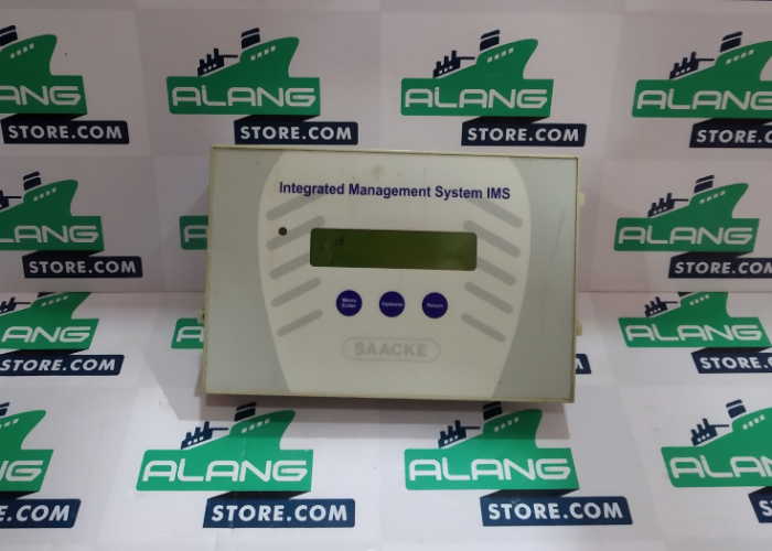 SAACKE IMS  G-SHIP INTEGRATED MANGMENT CONTROL SYSTEM