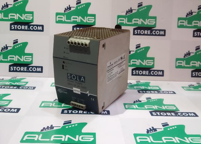 SOLA POWER SUPPLY SDN 20-24-100C 50V 5.6A  POWER SUPPLY
