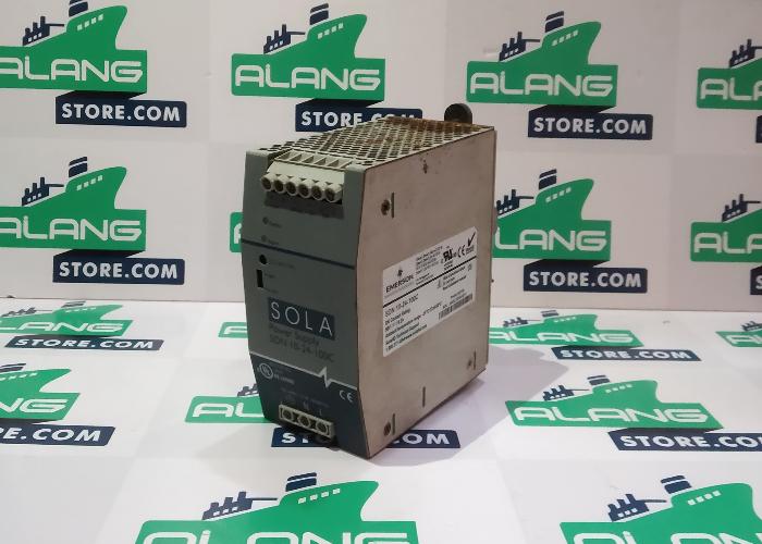 SOLA POWER SUPPLY SDN 10-24-100C 240V 3.5A  POWER SUPPLY