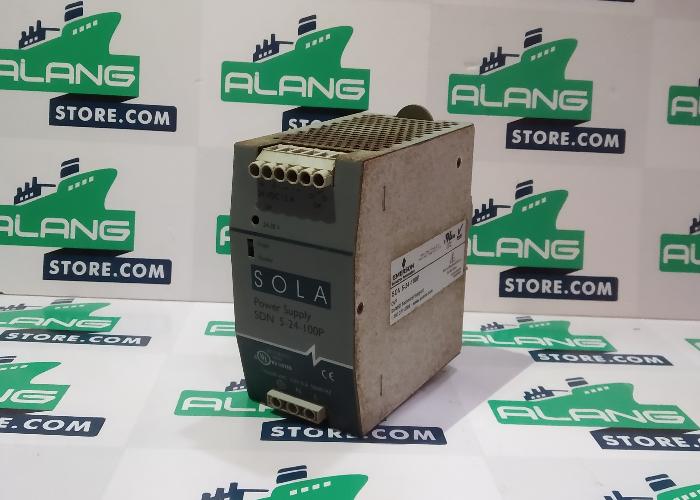 SOLA POWER SUPPLY SDN 5-24-100P 230V AC 2.2/1.0 A  POWER SUPPLY