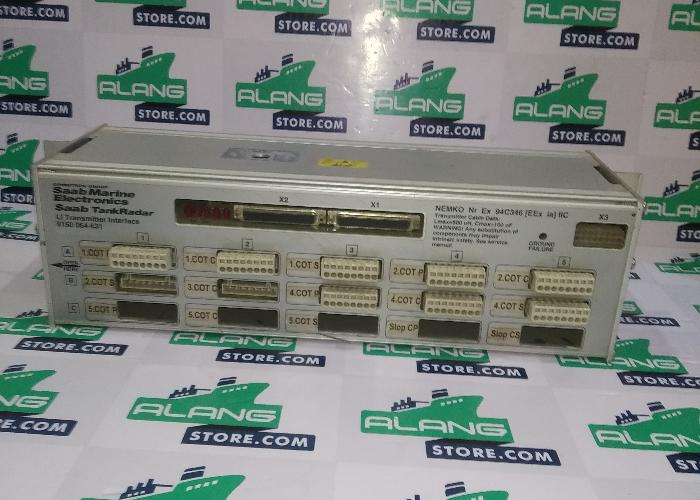 SAAB MARINE ELECTRONICS 9150 064-631  REALAY