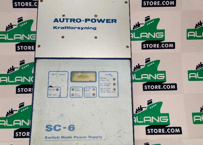 AUTRONICA SC-6  POWER SUPPLY