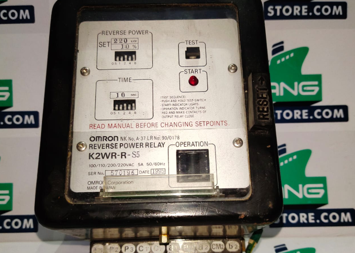 OMRON  K2WR-R-S5  RELAY