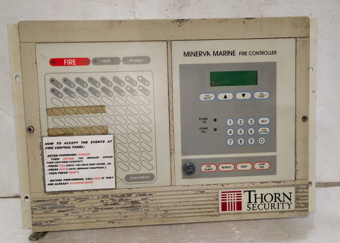 MINERVA MARINE THORN SECURITY ALARM  MODULE