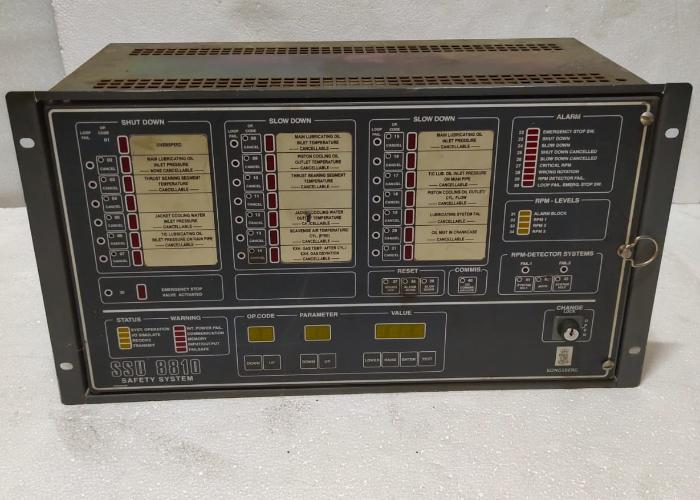 NOR CONTROL  SSU 8810  CONTROL