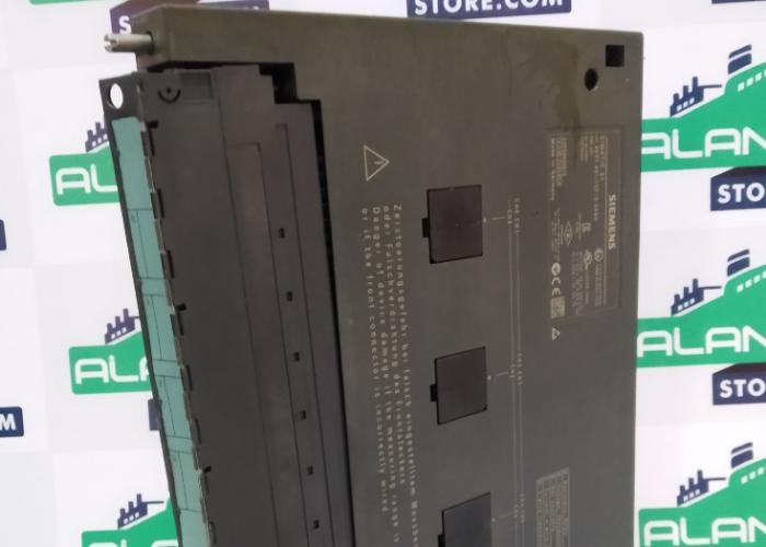 SIEMENS  6ES-431-1KF10-0AB0 SIMATIC S7-400 AI  MODULE