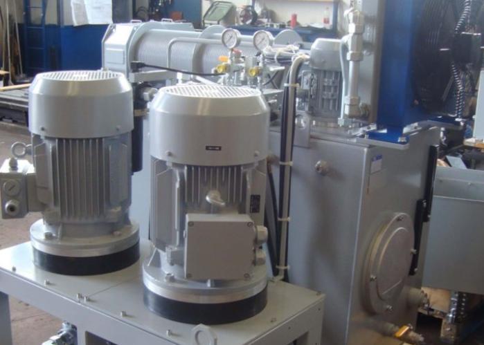 CUSTOMIZED  5 HP HYDRAULIC POWER UNIT Hydraulic Power Unit