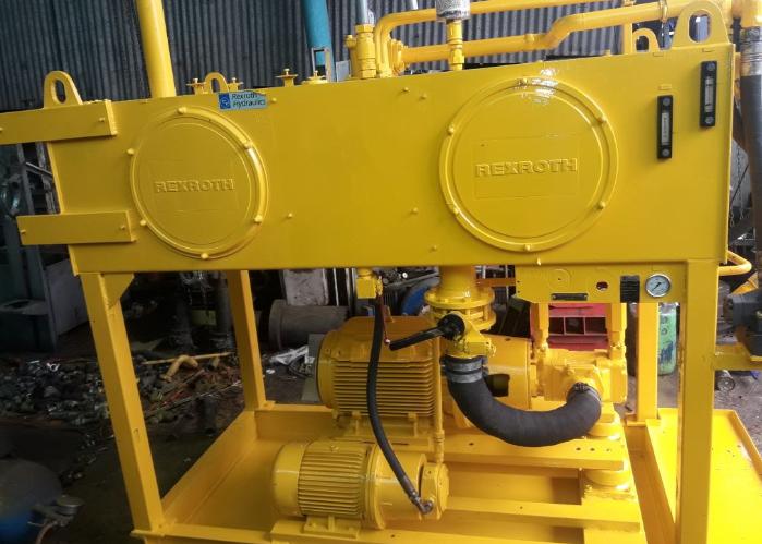 CUSTOMIZED  60 HP HYDRAULIC POWER UNIT Hydraulic Power Unit