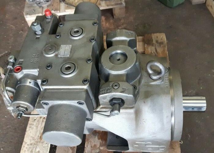 REXROTH A2V 500 VARIABLE HYDRAULIC PUMPS Piston Pumps