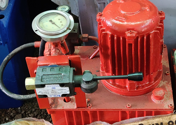 CUSTOMIZED  2 HP HYDRAULIC POWER UNIT Hydraulic Power Unit