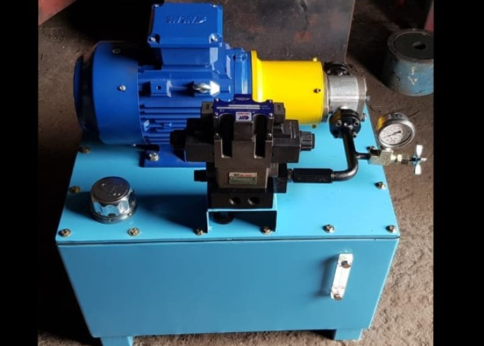 CUSTOMIZED  3 HP HYDRAULIC POWER UNIT Hydraulic Power Unit