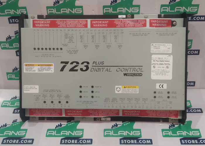 WOODWARD 8280-416 723 PLUS DIGITAL CONTROL