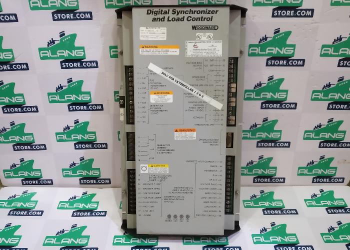 WOODWARD 9905-373  DIGITAL SYNCHRONIZER AND LOAD CONTROL