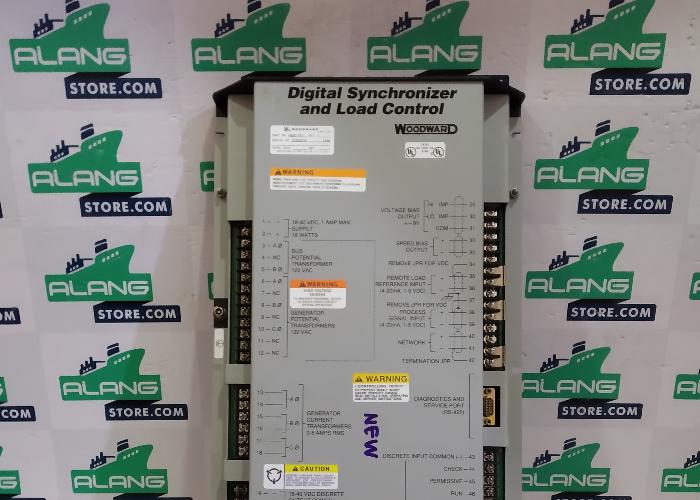 WOODWARD 9905-797  DIGITAL SYNCHRONIZER AND LOAD CONTROL