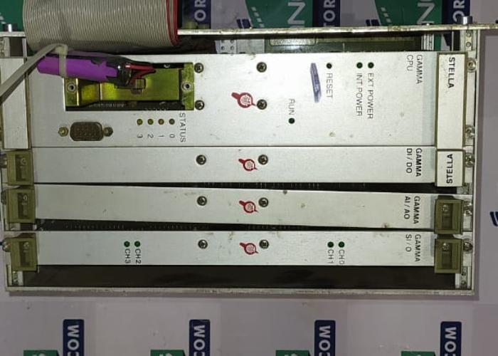 STN ATLAS ELECTRONIC 271.159 214 GAMMA CASETTE CPU
