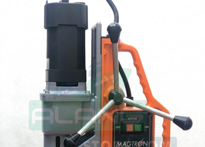 MAGTRON MBE100  Magnetic Drill Machine