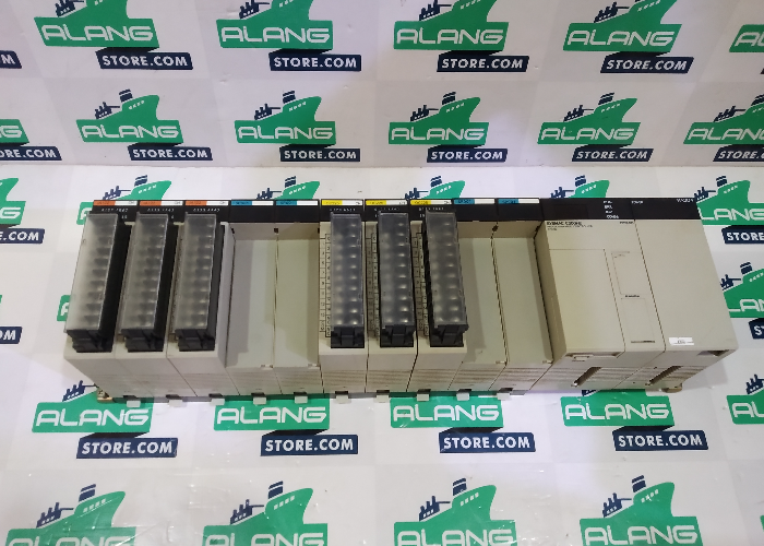OMRON  SYSMAC C200HE   PROGRAMMABLE CONTROLLER