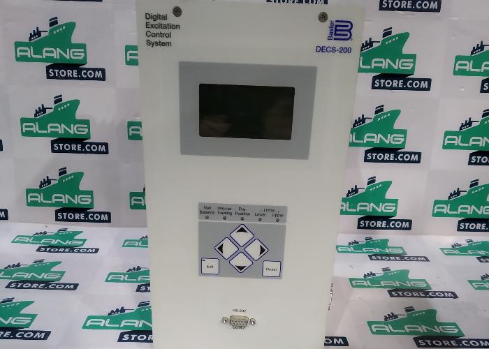 BASIER ELECTRIC DECS-200  DIGITAL EXICITATION