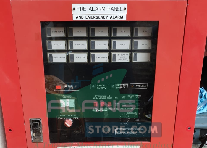 NOHMI BOSAI  FAC551B-15L  FIRE ALARM PANEL