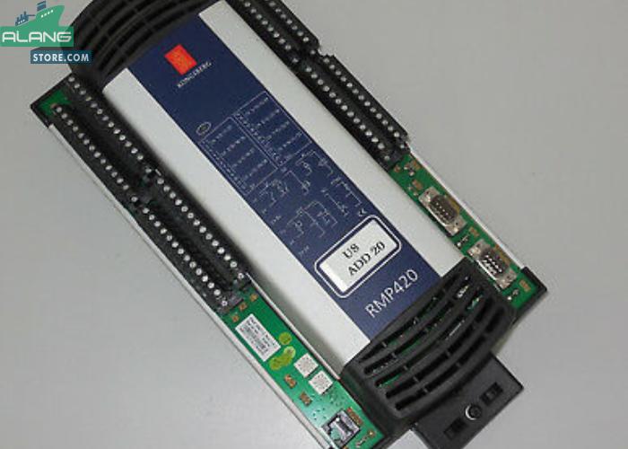 KONGSBERG RMP201-8 Remote MultiPurpose Input / Output ENGINE CONTROL AND ALARM SYSTEM