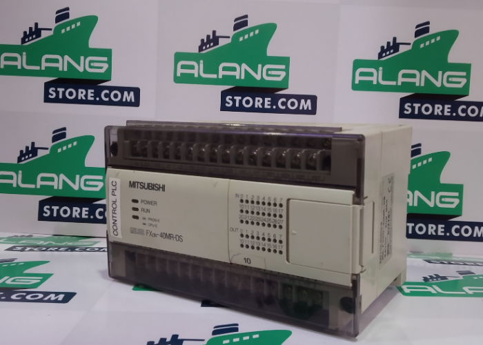 MITSUBISHI  FX0N-40MR-DS MELSEC  PLC
