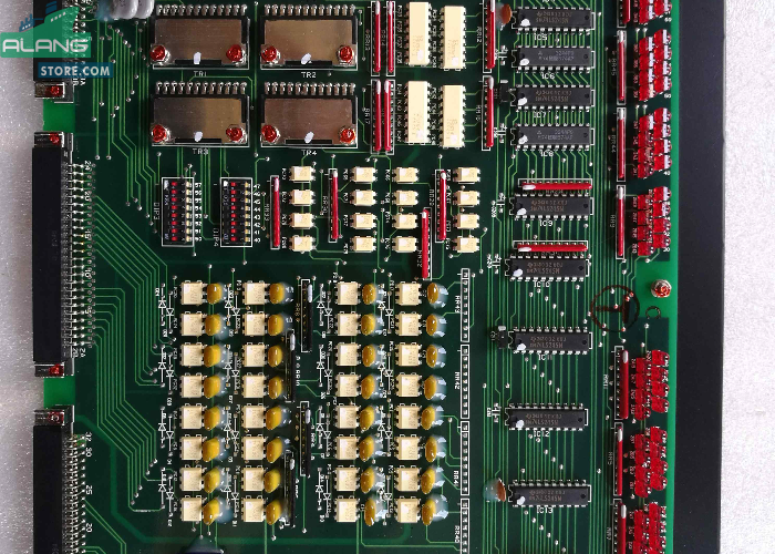 NABCO  MC-208-01 PCB ENGINE CONTROL AND ALARM SYSTEM